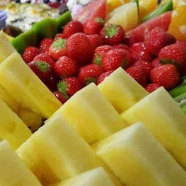Bufet fructe